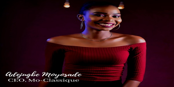 StartUp Story of Moyosade, the CEO of Mo-Classique
