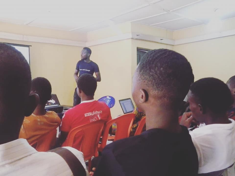 go global Co-working space and tech hub in ekiti