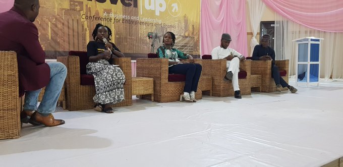 panel session of Ekiti Evendors Conference