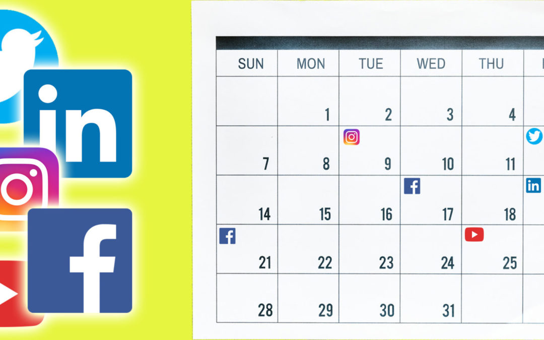 How To Write A Social Media Content Calendar
