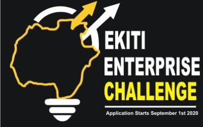 Ekiti Enterprise Challenge: Apply to Win One Million Naira