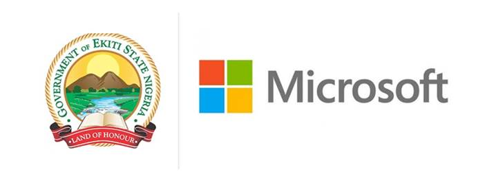 Ekiti State Partners Microsoft To Certify 2,000 Youths In Digital Skills