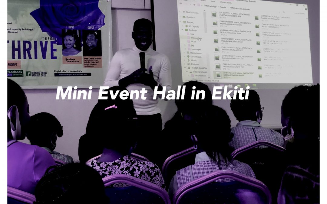 How to Get an Affordable Mini Event Hall in Ekiti